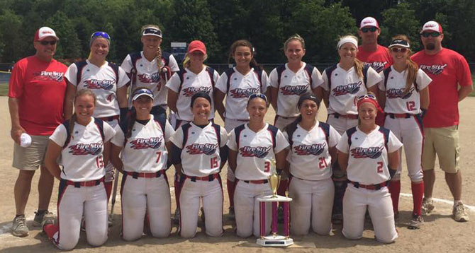 16u Babcock - Champions of the Michigan College Exposure Tournament