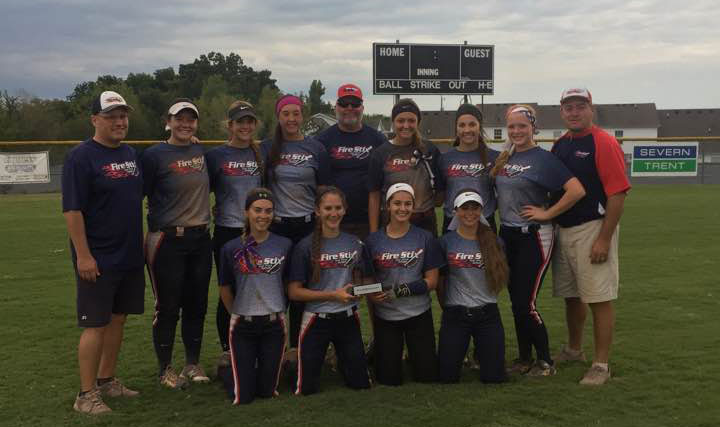 16u Cruthers - Qualifies for World Fastpitch Championship