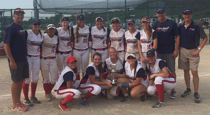 18u Babcock Blue Chip Summer Slam Champions
