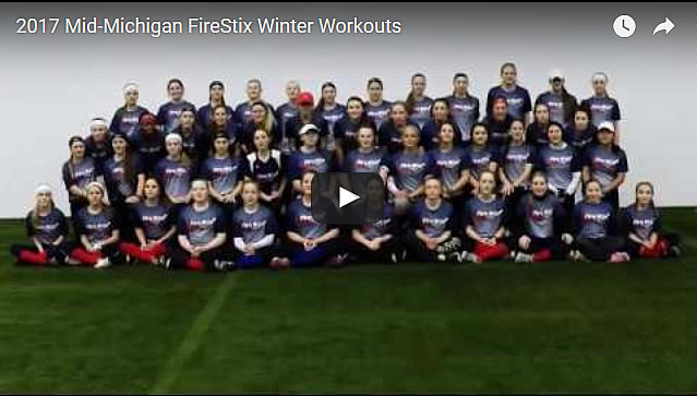 2017 Winter Workouts Video