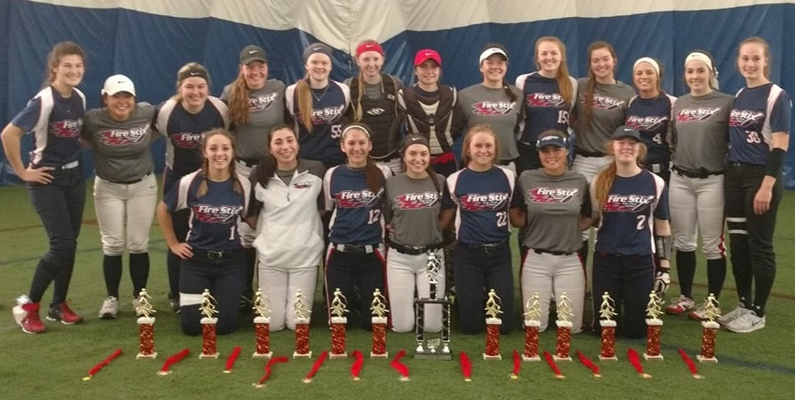 18u Firestix Co-Champs - Duel at the Dome
