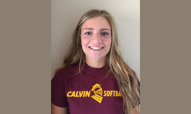Emily Jawor Commits to Calvin College
