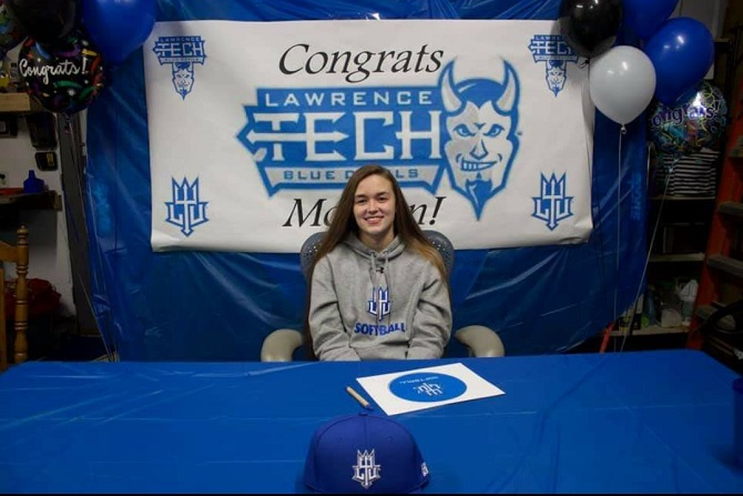 Morgan James Commits to Lawrence