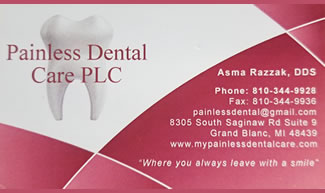painless dental